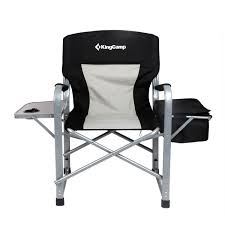 Professional Tall Folding Directors Chair by Director U0027s Chairs Ebay