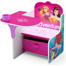 Princess Kitchen Play Set Walmart by Disney Princess Chair Desk With Storage Walmart Com