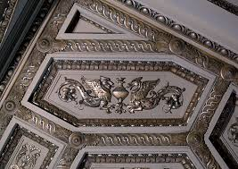 Tilton Coffered Ceiling Canada by Ceiling File Griffins In A Coffered Ceiling At The Cultural