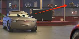 100 Pizza Planet Truck In Pixar Movies Easter Eggs In Cars 3 Business Sider