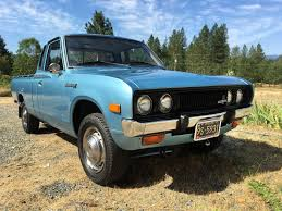 100 Restored Trucks King Cab 1979 Datsun 620