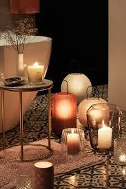 deko für dein badezimmer deko kerzenschein dekoration