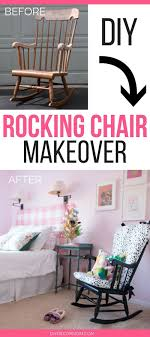 DIY Upholstered Rocking Chair | Home Decor | DIY Decor Mom Update A Nursery Glider Rocking Chair The Diy Mommy Nosew Reversible Cushions Momadvice Upholstered Home Decor Mom Amazoncom Janist Cotton Tatami Futon Pads Quilted Comfy And Lovely Plans Royals Courage Equal Portable Easy Folding Recling Zero Gravity How To Recover Your Outdoor Quick Jennifer Pdf To Make A Ding Cushion Free Free Ship Or Set In Navy Blue And Aqua Damask On White Heart Dutailier Replace Baby 10 Best Rocking Chairs Ipdent