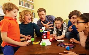 Board Games For All The Family Beasts Of Balance