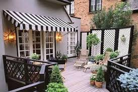 French Door Deck Awning from Absolutely Superior Awnings in Los
