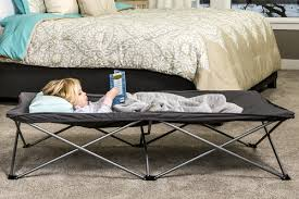 Gray Extra Long My Cot Portable Toddler Bed™ Model 5008