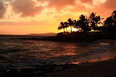 kauai visitors bureau photo of sunset and kukuiula small boat harbor poipu dakineimages