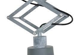 hängeleuchte esszimmer aus metall in grau holzpiloten
