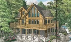 Lakeside Cabin Plans by 14 Wonderful Lakeside Cabin Plans Building Plans 21583