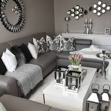 schwarz weiß und grau wohnzimmer design wohnideenwohnzimmer