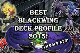 yugioh best blackwing deck profile january 1st 2015 banlist 3x