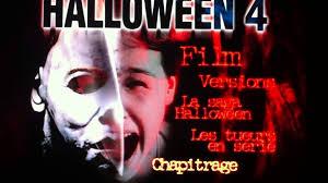 Halloween 6 Producers Cut Dvd by Halloween 4 Dvd Menu Youtube