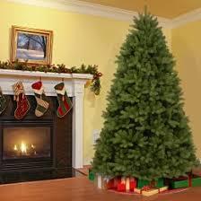 National Tree Company Fairmont Cedar 9 Foot Artificial Christmas