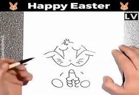 Hilarious Easter Bunny Drawing Tutorial The Family Can Enjoy