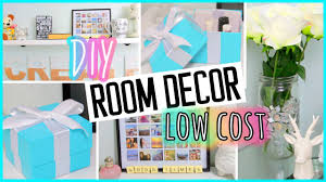 DIY ROOM DECOR Low Cost Projects Recycling Ideas DIYS