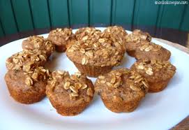 Vegan Pumpkin Muffins Applesauce by Apple Spice Muffins With Streusel On Top Artistic Vegan