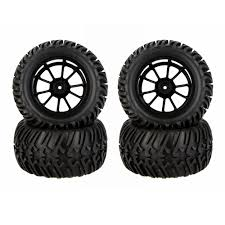 4Pcs High Performance 1/10 Truck Wheel Rim And Tire 8010 For ... Tireswheels Cars Trucks Hobbytown 110th Onroad Rc Car Rims Racing Grip Tire Sets 2pcs Yellow 12v Ride On Kids Remote Control Electric Battery Power 4 Pcs 110 Tires And Wheels 12mm Hex Rc Rally Off Road Louise Scuphill Short Course Truck How To Rit Dye Or Parts Club Youtube Scale 22 Alinum With Rock For Team Losi 22sct Review Driver Best Choice Products 112 24ghz R Mad Max 8 Spoke Giant Monster Tyres Set Black Mud Slingers Size 40 Series 38 Adventures Gmade Air Filled Widow Custom
