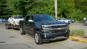 100 Highest Mpg Truck 2017 Chevrolet Silverado 1500 High Country Is A GatewayDrug