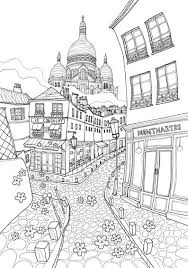 Coloring Europe Vive La France I Waves Of Color Davlin Publishing