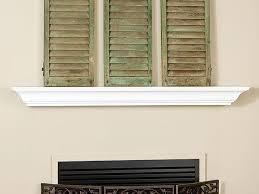 amherst wood mantel shelves fireplace mantel shelf