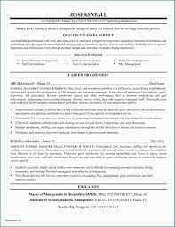 Sample Resume Hotel Assistant General Manager 38 Unique Samples