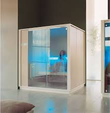 effegibi logica sauna and hammam seamlessly adapts to spa