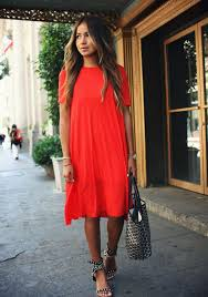 Master Red Summer Dress Sincerely Jules In Los Angeles Modest Dresses Casualmodest Outfits