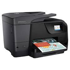 HP Officejet Pro 8715 All In One Color Inkjet Printer