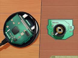 Mini Hidden Camera For Bathroom by 4 Easy Ways To Make A Hidden Camera Wikihow