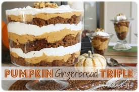Pumpkin Mousse Trifle Country Living by Pumpkin Gingerbread Trifle Recipe