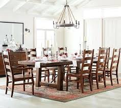 Dining Room Table Chairs Extending And Sideboard