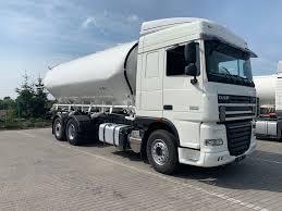 100 Feed Truck DAF 105410 6X2 2014 SPITZER 31m 2008 Feed Truck