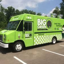 Big Green Q - Omaha, NE Food Trucks - Roaming Hunger