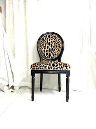 Zebra Print Chair Cushions | Zef Jam
