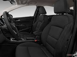 2016 Chevrolet Cruze Dashboard