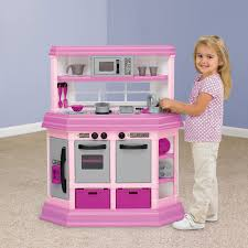 Princess Kitchen Play Set Walmart by American Plastic Toys Deluxe Custom Kitchen With 22 Accessories