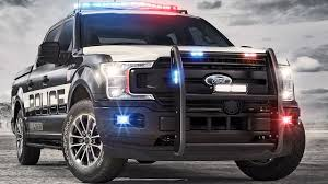The Best Ford Trucks - Ford F-150 POLICE Responder (2018) To Protect ...