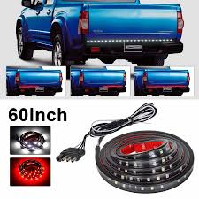 60 Inch 150CM LED Tailgate Light Bar Dedicated 22W 12V LED Turn ... Rampage Led Tailgate Light Bars Fast Free Shipping Putco 9200960 F150 Switchblade Bar 60 092018 Bully 30 Fresh Automotive Led Strips Home Idea 92 5 Function Trucksuv Brake Signal Reverse How To Install Access Backup Youtube Recon Xtreme Scanning Pacer Performance 20803 Outback F5 Redline Allsku Mulfunction Strip By Rough Country Long Truck Functions Runningsignal