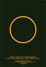 Minimalist Graphic Design Posters Movie 04