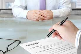 You Dont Want This Document That Have Been Poring Over For Days To Fall Victim The Seven Deadly Sins Of Resume Writing