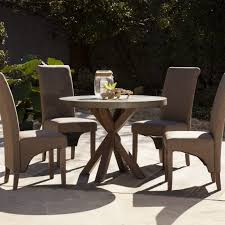 Stylish Adjustable Height Outdoor Dining Table bomelconsult
