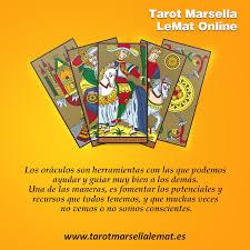 Baraja Fournier Tarot Marseille 78 Cartas
