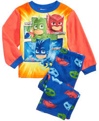 Disney JuniorsR PJ Masks 2 Pc Pajama Set Toddler Boys