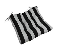 Ebay Patio Furniture Cushions by Amazon Com Indoor Outdoor Black And White Stripe Universal
