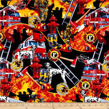 Firefighter Fireman Equipment Dalmatian Dog Firetruck Black ... Fabric For Boys At Fabriccom Firehouse Friends Engine No 9 Cream From Fabricdotcom Designed By Amazoncom Despicable Me Minion Anti Pill Premium Fleece 60 Crafty Cuts 15 Yards Princess Blossom We Cannot Forget Our Monster Truck Fabric Showing The F150 As It Windham Designer Fabrics Creativity Kids Deluxe Easy Weave Blanket Ford Mustang Fleece Fabric Blanket