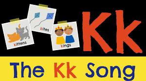 The Letter K Song YouTube