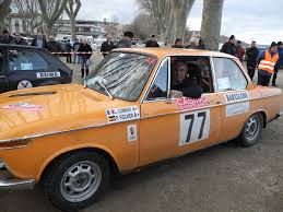 rally monte carlo historique 2015 n 77 bmw team des chefs auto