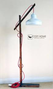 Curved Floor Lamp Ebay by Vintage Floor Lamps For Sale Industrial Lamp Ebay Brass
