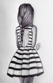 Best 25 Girl Drawings Ideas On Pinterest