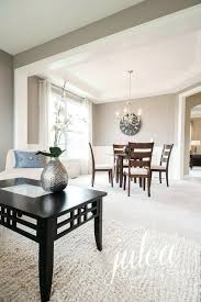 Sherwin Williams City Loft Kitchen The Best Light Gray Paint Colors For Walls O Contemporary Dining Room